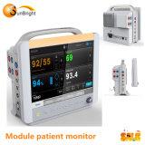 Sun-M400K Vet использовать портативный модуль Multi-Parameters монитор пациента