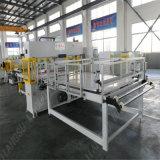 Cabezal movible automática Máquina de corte zapatería
