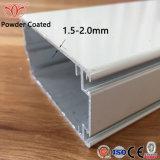 Fabricante de aluminio que ofrece el perfil de puertas y ventanas de aluminio