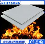 A2 B1 Material de construção à prova de fogo do painel composto de alumínio