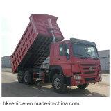 Usado HOWO CAIXA BASCULANTE Caminhão Basculante, 30ton Dumper Truck, Mini-veículo