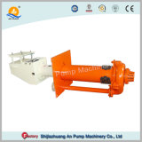 鉱山ピットの排出のための耐久力のある浸水許容の縦のスラリーポンプ
