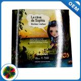 Impressão a Cores de Grampeamento Softcover Crianças Livro de Histórias