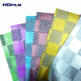 Diverse Gelamineerde Kleuren schitteren Film CPP voor Decoratie