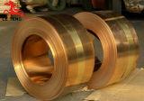 De Strook/de Folie/de Rol/de Band van het Koper van het beryllium