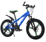 Bici di montagna adulta d'acciaio ad alto tenore di carbonio della bicicletta della montagna di 21 velocità