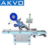 Akvo Industrial de la eficiencia de alta velocidad Semiautomática Máquina de aplicador de etiquetas