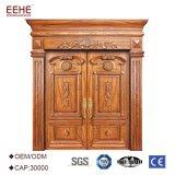 De houten Binnenlandse Maleise Houten Deuren van de Deur