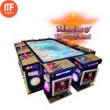 2018匹の熱い販売の海洋王3猿の王国釣ゲームの雷ドラゴンビデオコンソールアーケードの捕獲物の魚のゲーム表の賭ける射撃の魚のゲーム・マシン