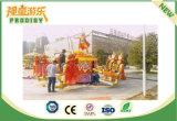 Bounce Jumping Monkey King Paseo de la máquina la máquina para el Parque de Atracciones