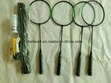 Напольная сеть ракеток Badminton установленная с теннисом пляжа