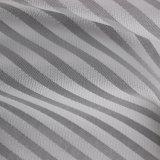 Klassisches gefärbtes gestreiftes Polyester gesponnenes Form-Gewebe