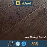 8.3mm HDF AC4 hanno impresso la pavimentazione del laminato del bordo incerata quercia