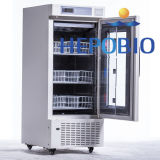 500L grande capacidade de porta única de estilo vertical do Banco de Sangue Frigorífico