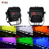 20X15W 6 in 1 barra Nj-L20 della fase chiara della rondella della parete del LED per l'indicatore luminoso capo mobile di Stage/DJ/Disco/Party/Wedding/Nightclub LED