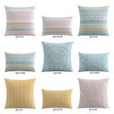Preço baixo a roupa de algodão Sofá cama almofadas para decorar