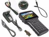 Искатель 4.3 цифров дюйма Handheld спутниковый поддерживает камеру CCTV Ahd, изображение Ahd индикации