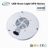 Le LED UFO de 45 * 3W de haute qualité augmente la lumière pour les plantes médicinales