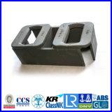 L'ABS LR Gl Nk BV di CCS ha certificato i doppi fondamenti sollevati trasversali di iso
