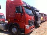Camion di rimorchio di Sinotruk 371HP con la carrozza dotata piena