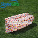 寝袋浜のための膨脹可能なLounger不精な袋の空気ソファーか、またはキャンプ