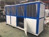 La unidad de refrigeración de tipo caja para un cuarto frío.