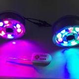LED 샘 가벼운 6-18W 수영풀 빛 RGB DMX 통제 LED 수중 빛