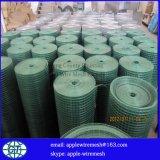 Китай заводская цена ПВХ покрытием сварной проволочной сеткой