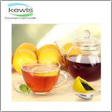 La forme d'Orange Eco thé sans queue de la crépine
