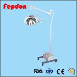 Lâmpadas móveis cirúrgicas do carrinho da cirurgia com bateria (ZF500E)
