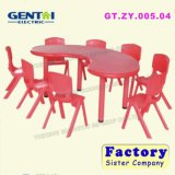 Tisch und Stuhl der Großhandelschina-Produkt-Kinder