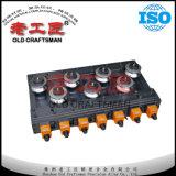 Roue de guide de câblage de carbure cimenté de tungstène de fabrication professionnelle