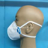 Het gevouwen Masker van het Ademhalingsapparaat van het Stof van het anti-Stof Ffp2