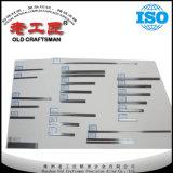 Нож снадарта ИСО(Международная организация стандартизации) поставкы Yg6X OEM реверзибельный для древесины