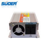 Инвертор силы высокой частоты 12V 220V 2000W Suoer с заряжателем батареи (SUA-2000C)