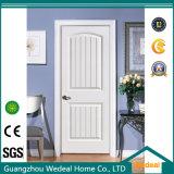 Дверь Европ твердой древесины белая классицистическая нутряная