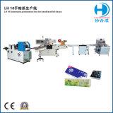 Fazzoletto linea di produzione