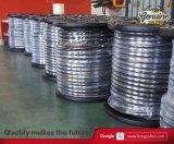 Stahldraht-umsponnener hitzebeständiger Schlauch-Gummirohr-Hersteller