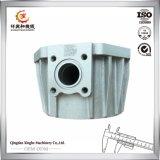A fundição CAD 12 de China morre a tampa do motor do alumínio de carcaça
