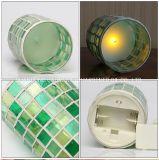 Candela domestica quotidiana di Decoraton LED, candela del LED