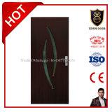 Porte de luxe de verre feuilleté de forces de défense principale de modèle