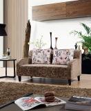 Amor tecido do assento sofá de lazer para a pequena sala de espaço