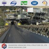 Sinoacmeは採鉱産業のためのコンベヤーの鉄骨構造を組立て式に作った