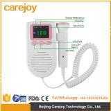 Het foetale Tarief van het Hart van de Baby van de Oortelefoon van de Vertoning van Doppler LCD monitor-Candice