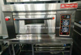 Hot Sale 1 plate-forme 1 bac four à gaz pour la cuisson du pain
