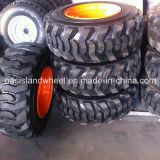 Montage-industrieller Gabelstapler-Reifen (12-16.5) mit Felge 9.75X16.5