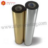 Gold et Silver pour le papier feuille d'estampage à chaud