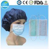 Nichtgewebte Gleichheit auf Gesichtsmaske des Doktor-, preiswerte Gesichtsmaske