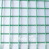 El PVC cubrió el acoplamiento de alambre soldado galvanizado 1/4 pulgada