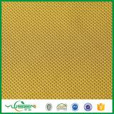 L'alto poliestere lucido visibile del reticolato mette in mostra il tessuto di maglia